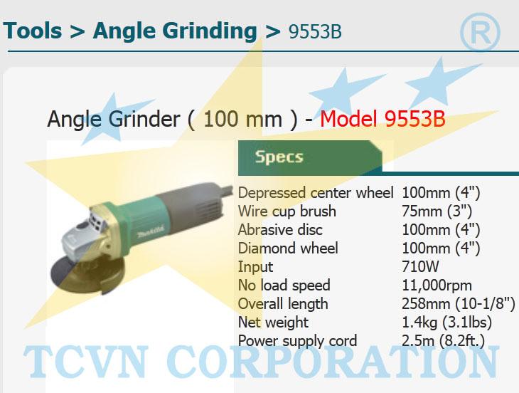 angle grinder makita 9553b | tcvn group on
